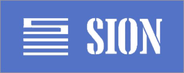 株式会社シオン 会社ロゴ